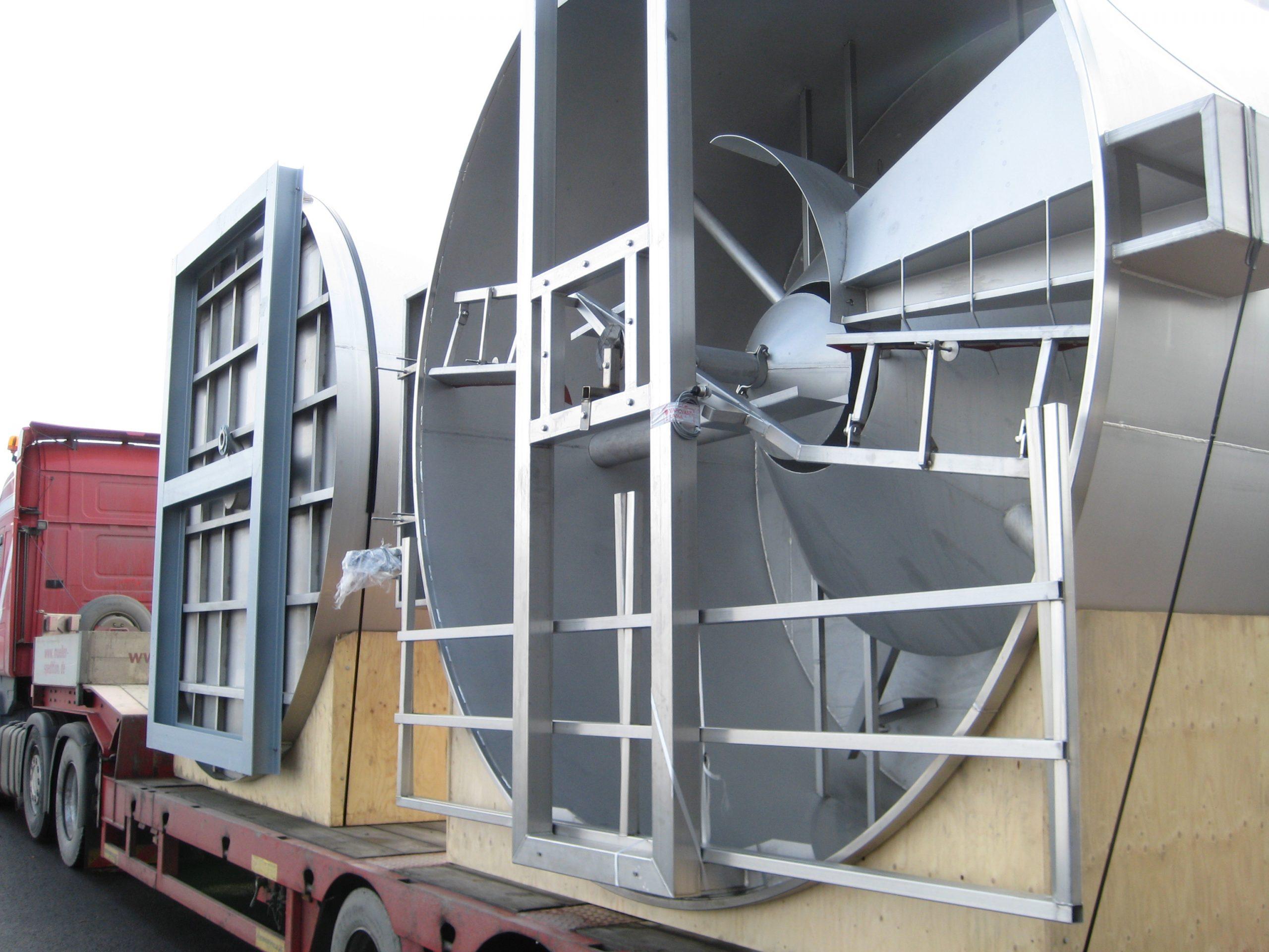 Product image: Flotation thickening units
