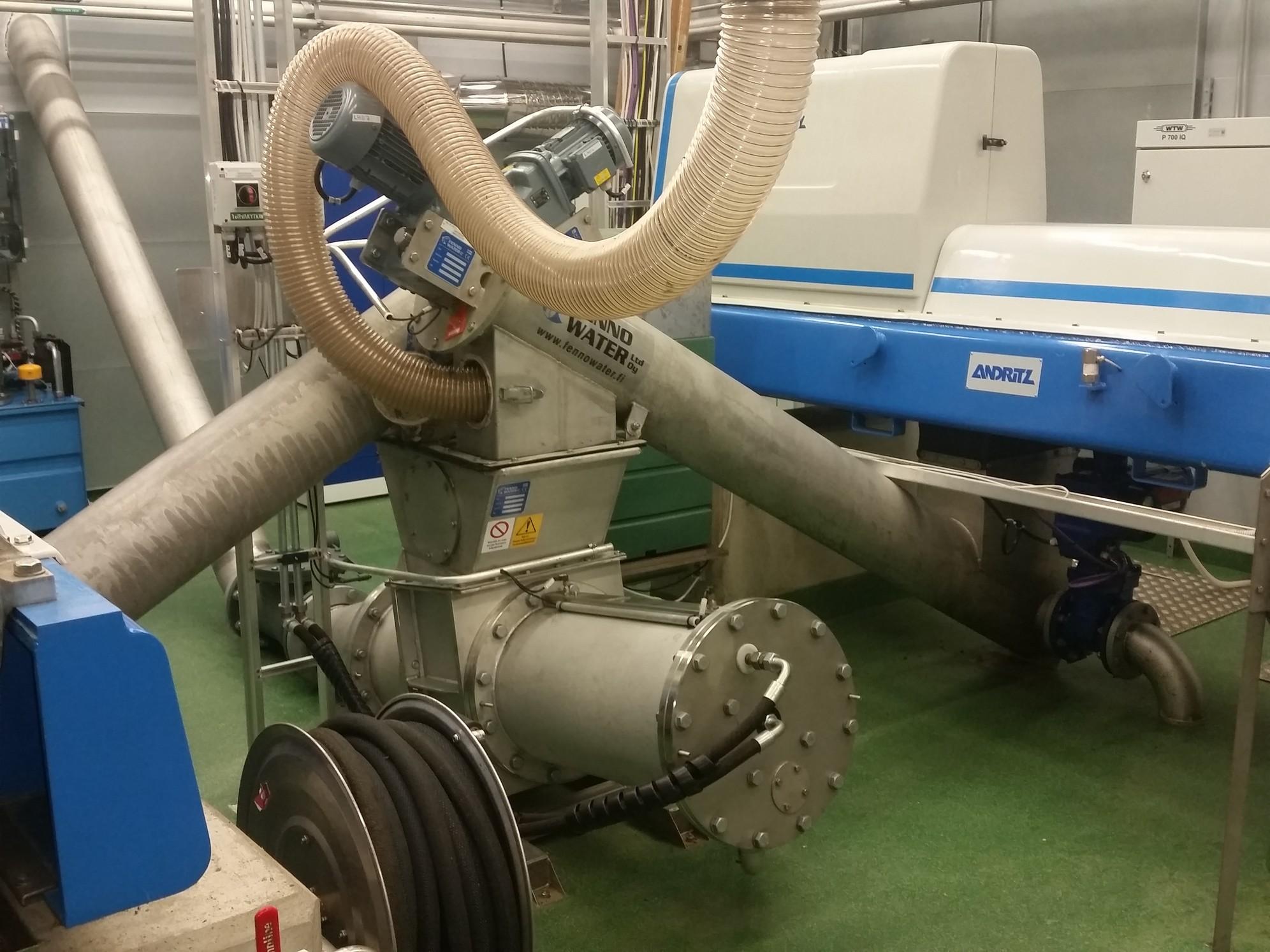 Product image: Hydraulic screenings presses