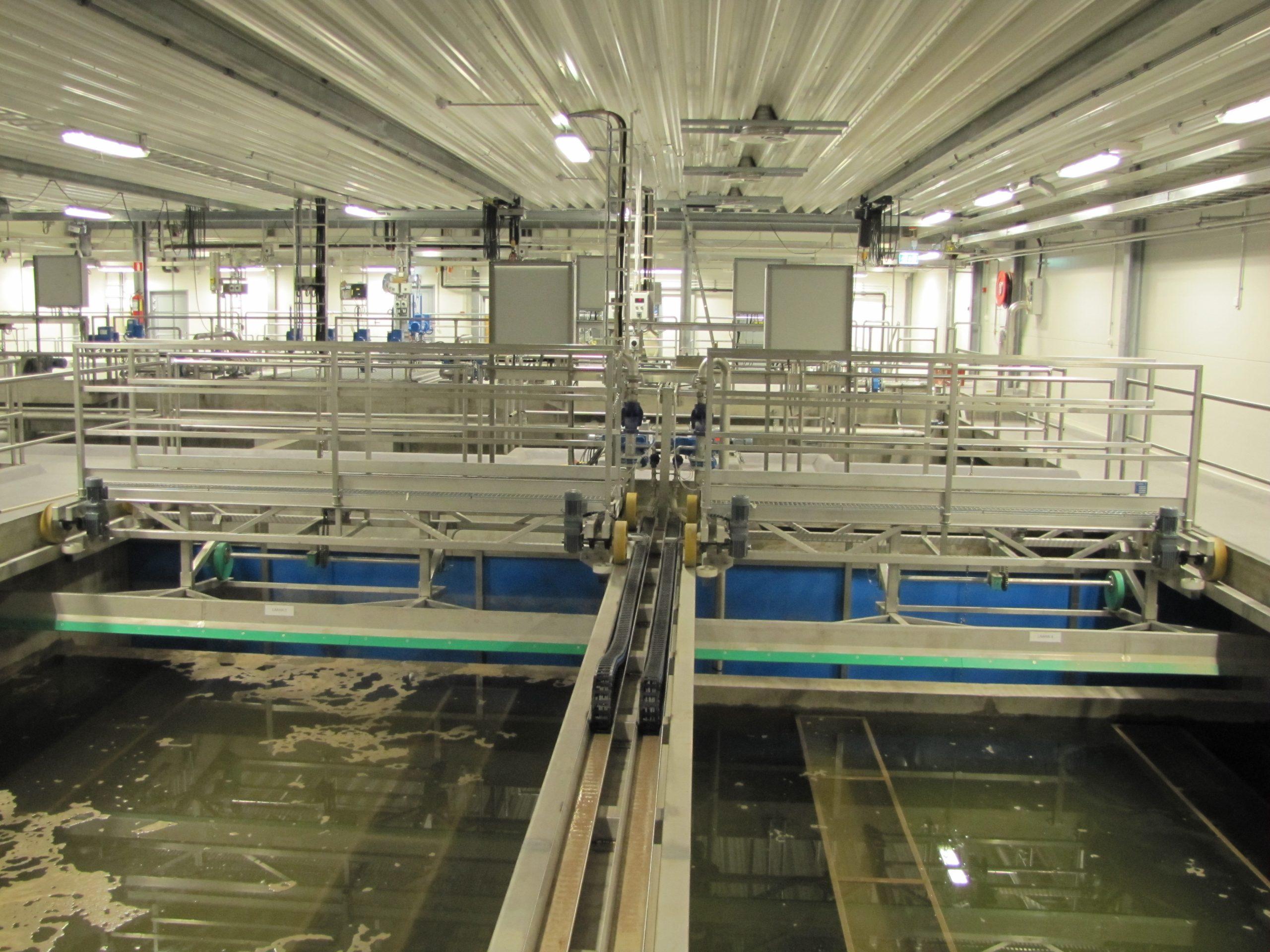 Product image: Rectangular flotation units