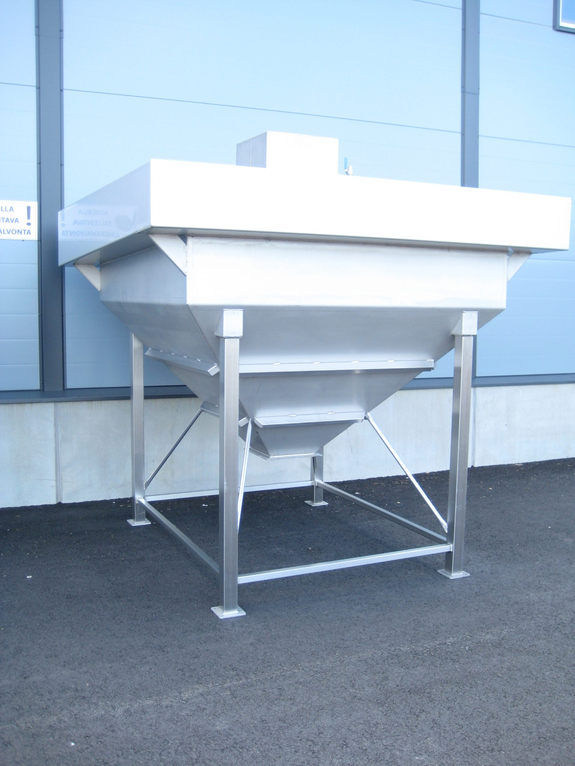 Product image: Steel sand separation units